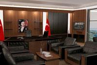 Ankara Tarih Kurumu Başkanı Odası