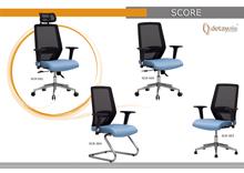 Score Seriyası Ofis Kresloları
