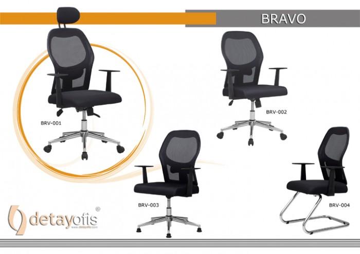 Bravo Seriyası Ofis Kresloları