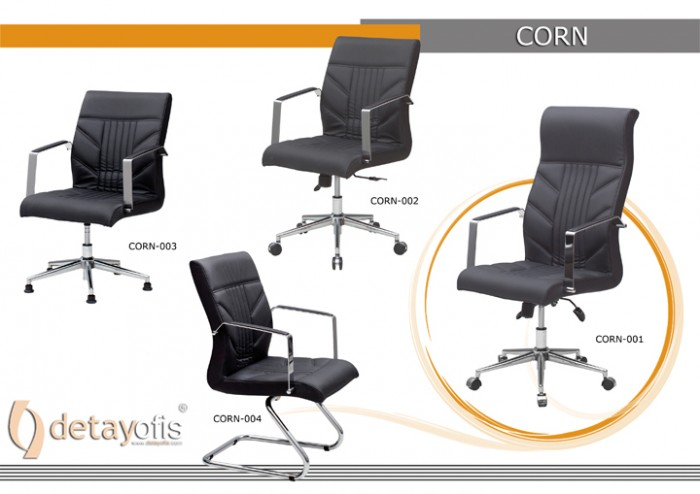 Corn Seriyası Ofis Kresloları
