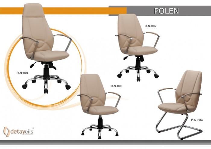 Polen Seriyası Ofis Kresloları