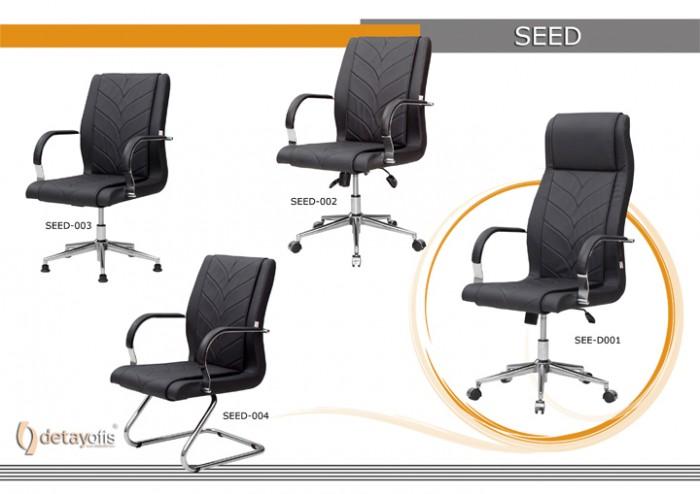 Seed Seriyası Ofis Kresloları