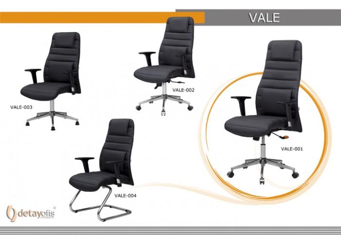 Vale Seriyası Ofis Kresloları