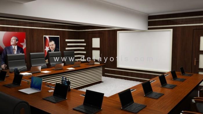 Hakim Evi Toplantı Salonu
