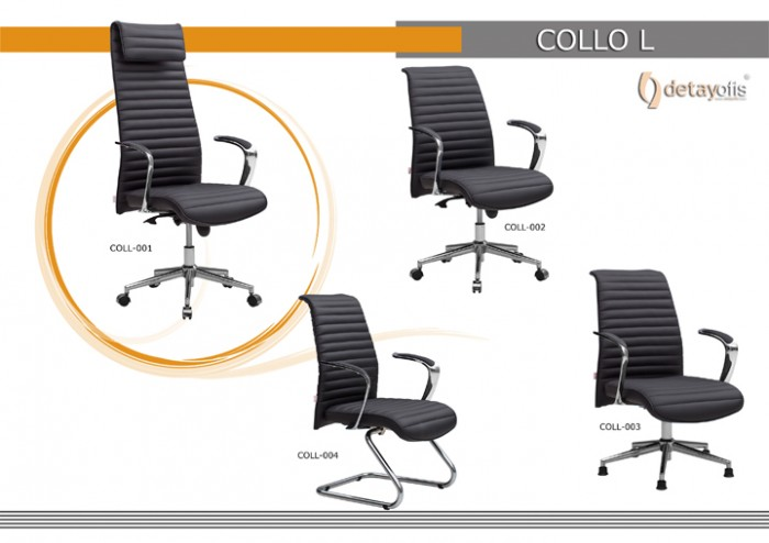 Collo Seriyası Ofis Kresloları